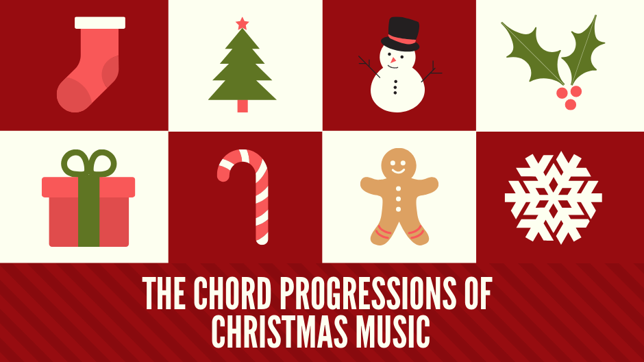 The Chord Progressions of Christmas Music