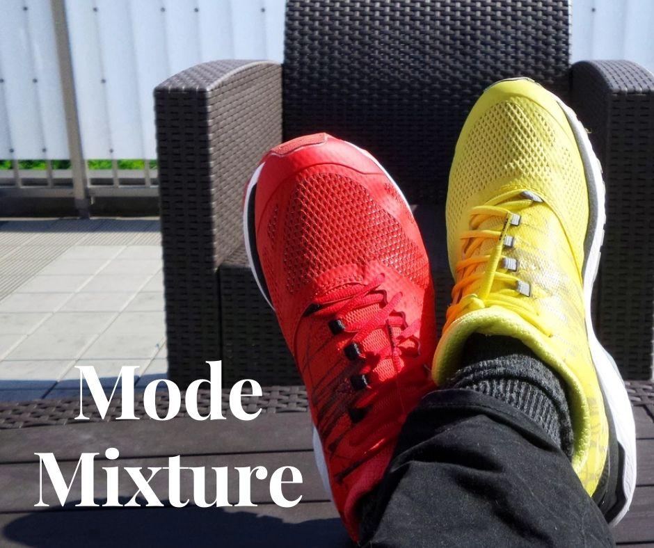 Mode Mixture